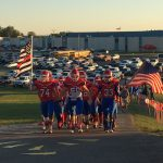 Chargers Edged By Lakers In Varsity Football