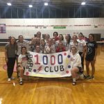 West Noble High School Girls Varsity Volleyball beat vs Wawasee HS 3-0