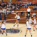 Volleyball Sectional WN vs Fairfield 10-14-17
