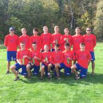 West Noble Boys Cross Country Team Advances to State