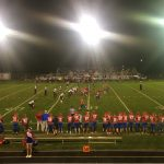 West Noble Falls To Luers in Sectional Football Action