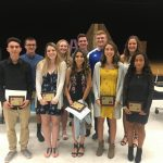 West Noble Fall Athletic Awards Announced