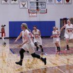 JV Girls Basketball- West Noble vs. Goshen pics