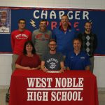 Aden Burke Signs With Bethel College