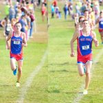Thompson and Shoemaker Named To All State XC Teams