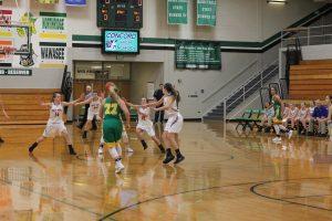 Varsity Girls Basketball- WN vs. Tippy Valley