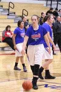 Girls Varsity Basketball- WN vs. Fremont