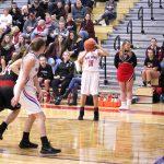 Girls Varsity Basketball beats Garrett 55 – 24