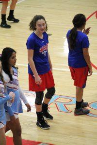 Girls Varsity Basketball- WN vs. Lakeland- NECC