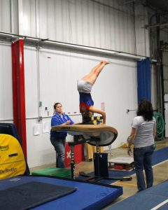 Gymnastics Pics- WN vs. Wayne/South Side
