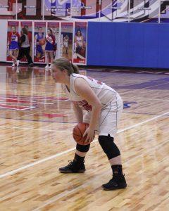 JV Girls Basketball- WN vs. Fairfield