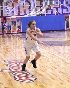 Varsity Girls Basketball- WN vs. Fairfield