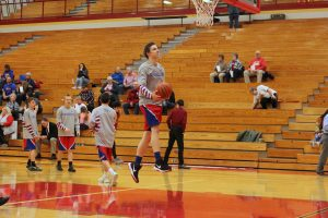 Boys JV Basketball- WN vs. Westview