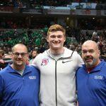 Rasler Wraps Up Wrestling Career as a State Medalist