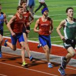 Boys Track Finishes 2nd at Goshen Meet