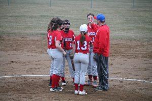 Girls JV Softball vs. Wawasee