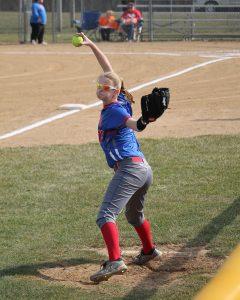 Girls Varsity Softball Pics- WN vs. Whitko