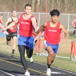 Boys Track Team Remains Undefeated In Conference