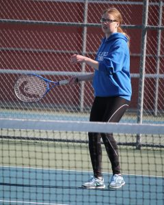 Girls Tennis pics WN vs. Westview