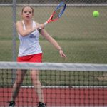 Girls Varsity Tennis beats Prairie Heights 4 – 1