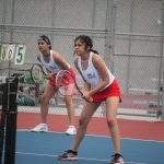 Girls Varsity Tennis falls to Goshen 3 – 2