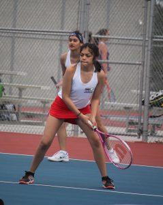 Girls Tennis- WN vs. Angola