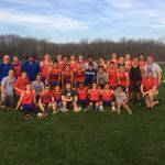 Chargers Down Lakers in NECC Track Showdown