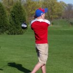 Boys Varsity Golf falls to Manchester