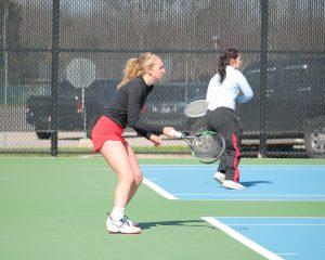 Girls Tennis Pics- WN at Concord Invite