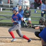 Girls Varsity Softball beats * Eastside H.S. 6 – 2