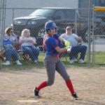 Girls Varsity Softball falls to * Lakeland H.S. 15 – 1