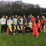 Boys Track Finishes 4th in NECC Meet