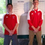 Boys Varsity Golf falls to Angola 8 – 1