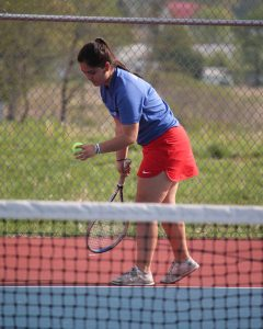 Girls Tennis pics- WN vs. Central Noble