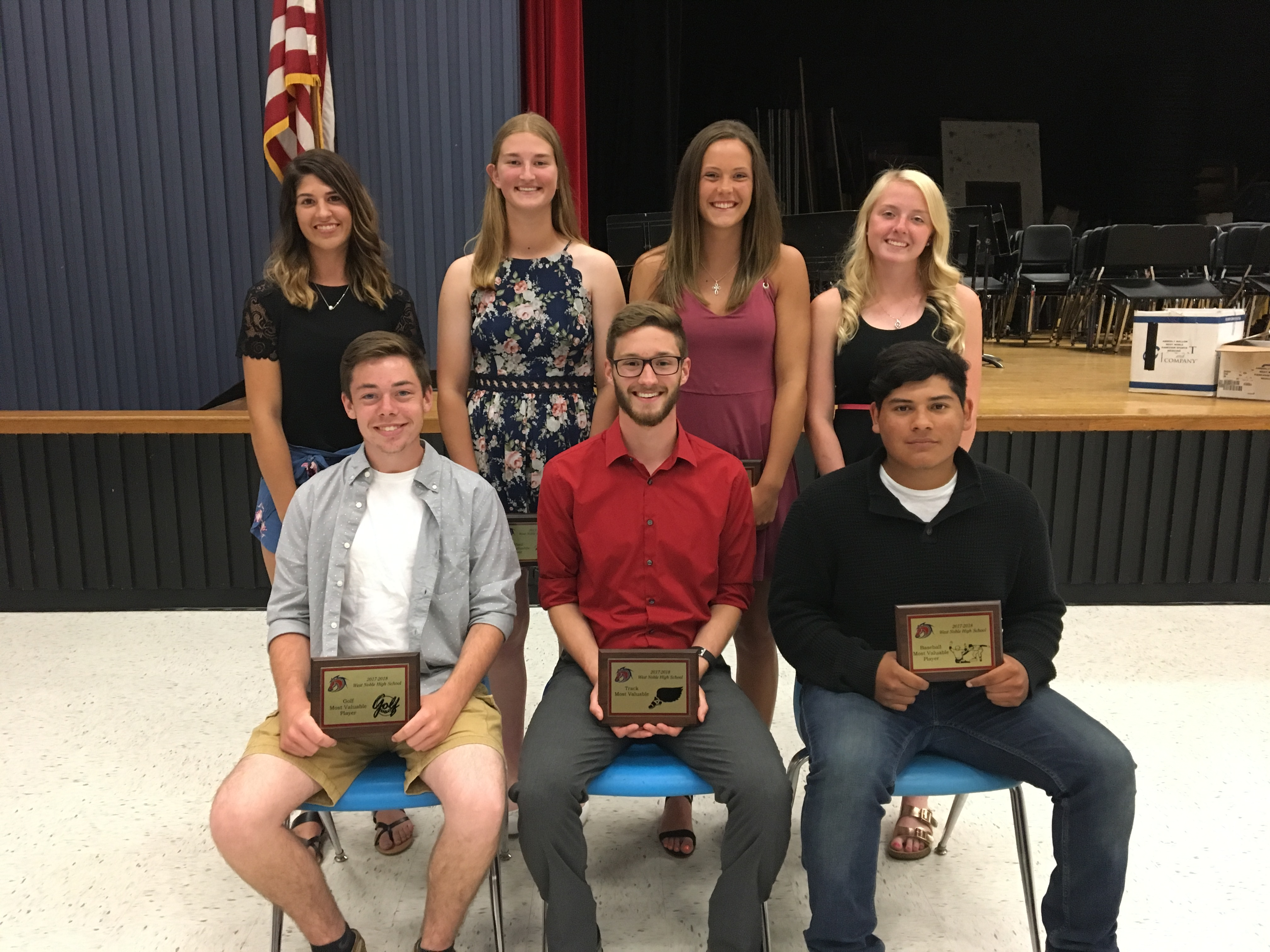 Spring Sports Awards Announced