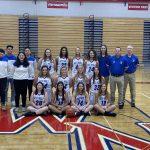 Girls Varsity Basketball falls to Prairie Heights Sr 36 – 33