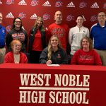 Kristina Teel Signs With Grace College
