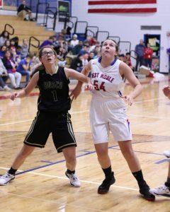 JV Girls Basketball vs Busco 12-13-19