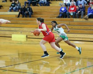 Varsity Girls BB Concord Invite vs Concord 1-4-20