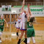 Varsity Girls BB Concord Invite vs Tippy Valley 1-4-20