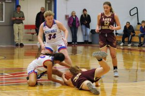 Girls Basketball Pics vs. Columbia City 11/12/19