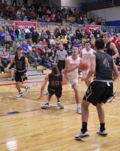 Varsity Boys Basketball vs CN