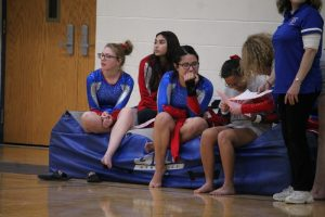 Gymnastics vs East Noble 1-9-20