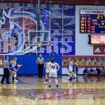 Lady Chargers Top East Noble in OT 46 – 43