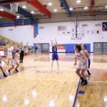 Varsity Girls basketball vs EN 1-28-20
