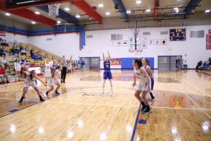 Varsity Girls basketball vs EN 1-28-20