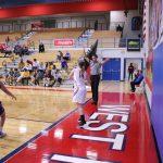 JV Girls basketball vs EN 1-28-20