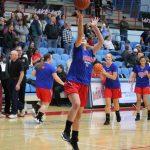Girls Basketball Sectional vs Northwood 2-7-20