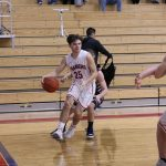 JV Boys basketball vs Garrett 2-28-20