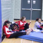 Gymnastics Sectional 3-1-20
